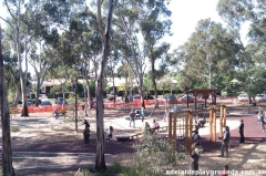 Adelaide Playgrounds Hazelwood Park
